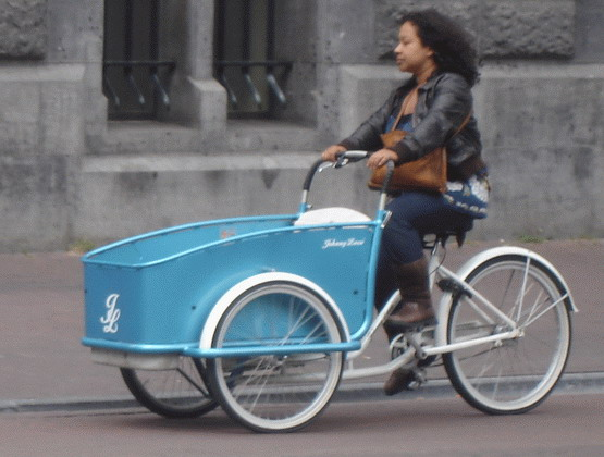1toulise Triciclu_utilitar_in_Olanda